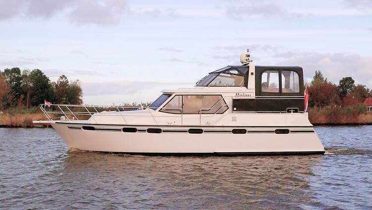 Huur De 6 Persoons Boot Reina Zonder Vaarbewijs Yachts4u
